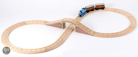 Thomas de Trein Hout - 8-vormige Speelset