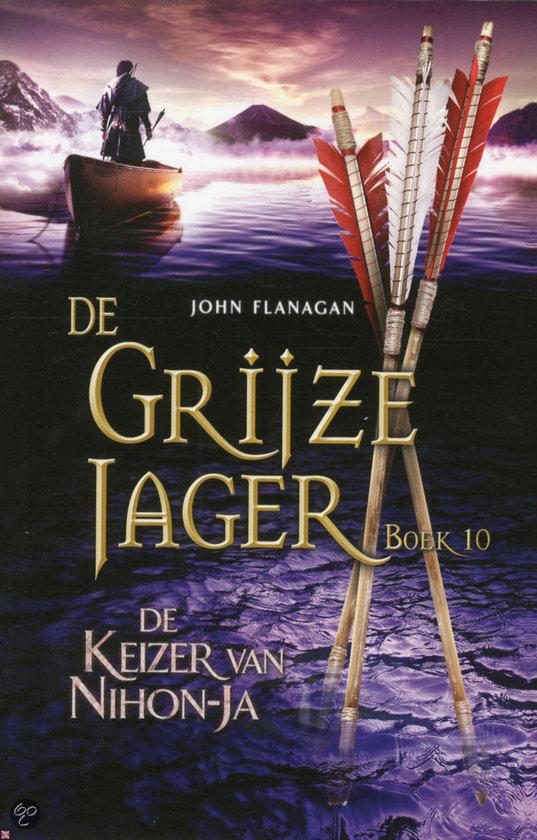 De Grijze Jager - De keizer van Nihon-Ja deel 10