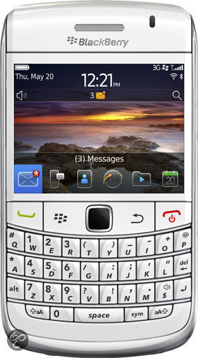 BlackBerry Bold 9780 - Wit