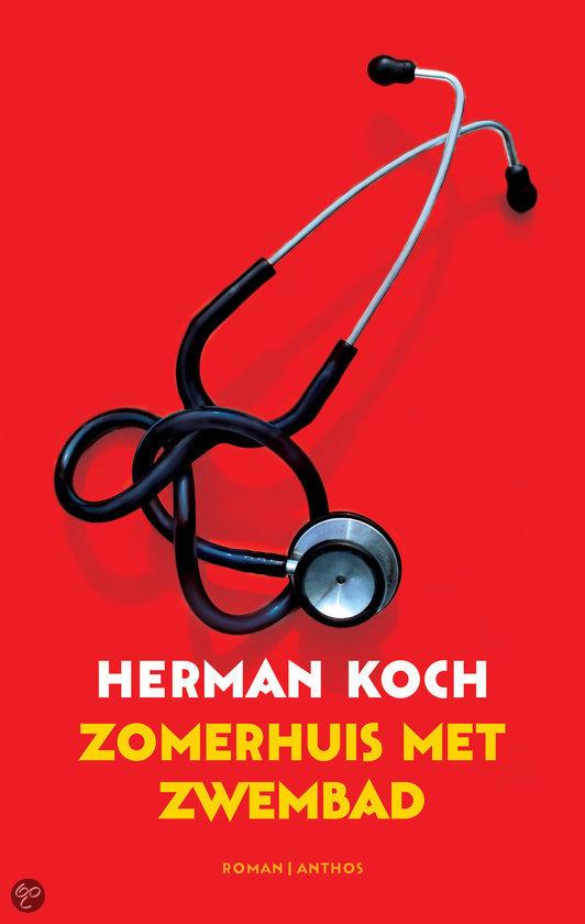 Zomerhuis Met Zwembad Samenvatting.Nederlands Literaire Boekenkast Herman Koch Zomerhuis Met Zwembad