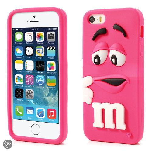 Iphone Hoesjes Iphone 5 5s Iphone 5 Bumper Case Transparant Pictures ...