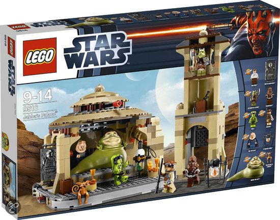 LEGO Star Wars Jabba's Palace - 9516