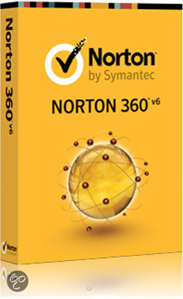 Norton 360 6.0 Premier Edition, 3 User  NL
