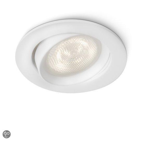 bol.com  Philips Smartspot Ellipse Inbouwspot - LED - Wit  Wonen