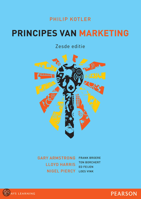 Principes van marketing + toegangscode