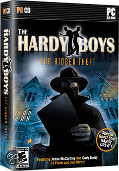 Hardy Boys - The Hidden Theft Pc Cd Rom