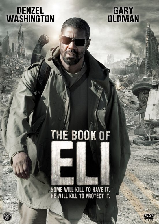 book of eli dvd review