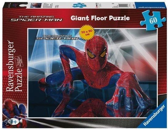 Ravensburger Puzzel Spider-Man en de Jacht op Misdadigers