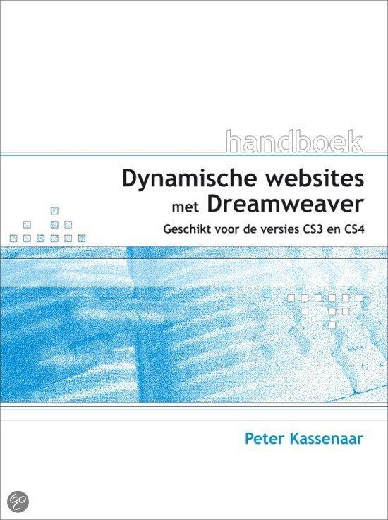 Handboek Dynamische Websites Met Dreamweaver Cs3