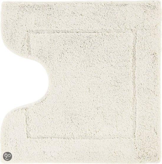 Aquanova accent wc mat 10 ivoor 60x60 cm wonen - Kleur wc ...