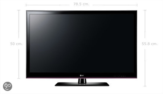 Lg led tv 32le5300 32 inch full hd elektronica - Kleur schilderij ingang ...