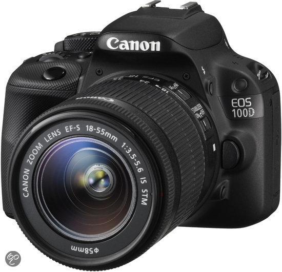 Canon EOS 100D + 18-55 mm IS STM - Spiegelreflexcamera