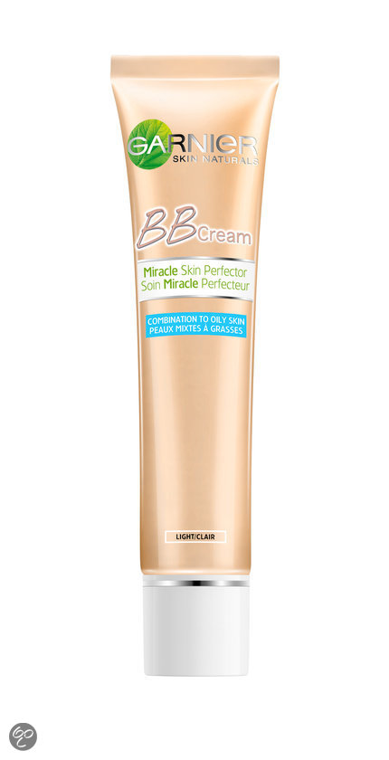 Garnier BB Cream voor de Gemengde tot Vette Huid - Light
