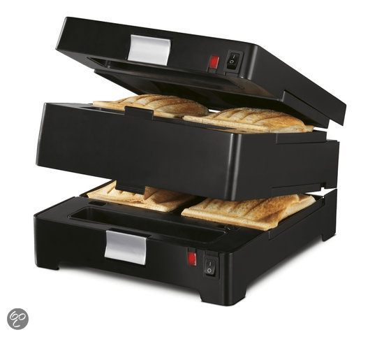 Princess Jaap Multi Snack & Sandwich Maker 122000