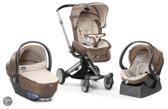 chicco trio i move kinderwagen beige baby. Black Bedroom Furniture Sets. Home Design Ideas