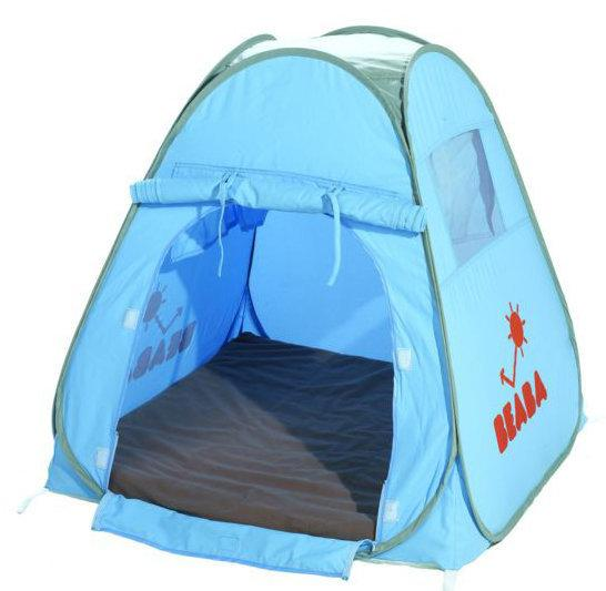 Beaba - Anti-UV tent - Blauw