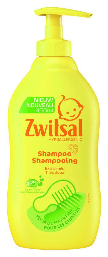 Zwitsal - Shampoo Anti Klit - 400 ml