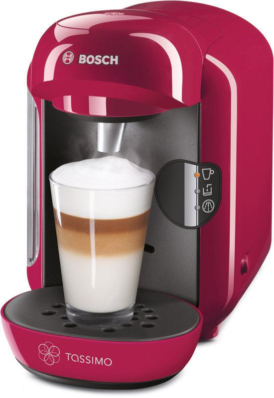 bosch tassimo machine vivy tas 1201 sweet pink. Black Bedroom Furniture Sets. Home Design Ideas