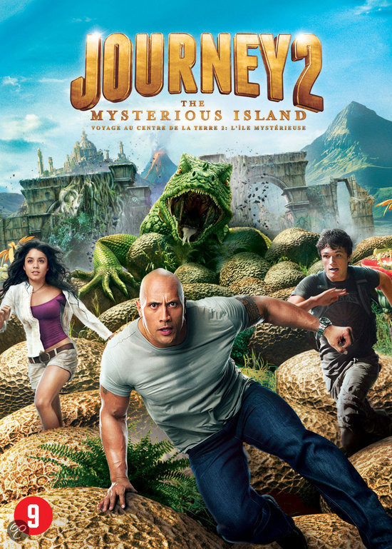 Journey 2: The Mysterious Island (Dvd)