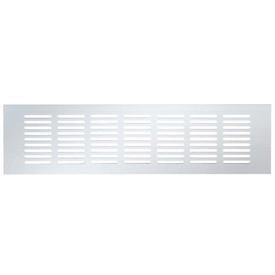 nedco ventilatierooster ventilatiestrip aluminium 600 x 100mm. Black Bedroom Furniture Sets. Home Design Ideas