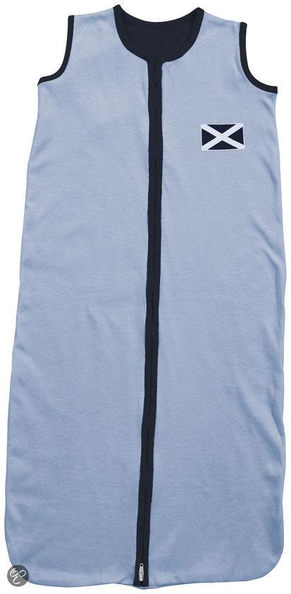Jollein - Babyslaapzak Zomer 90 cm - Jersey Flag Blue