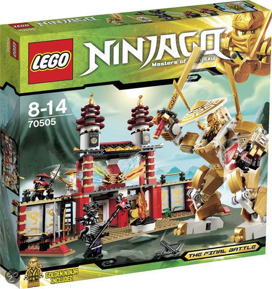 LEGO Ninjago Tempel van het Licht - 70505