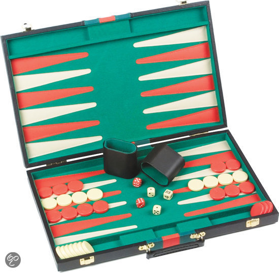 Backgammon 11� Piping