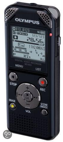 Olympus WS-813 - Voice recorder