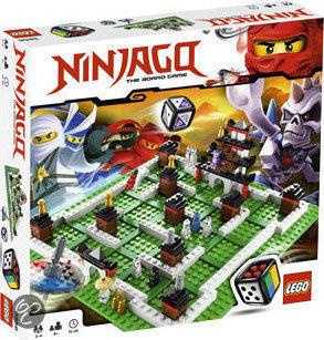 bol.com | LEGO Spel Ninjago - 3856, LEGO | Speelgoed