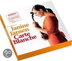 Janine Jansen - Carte Blanche