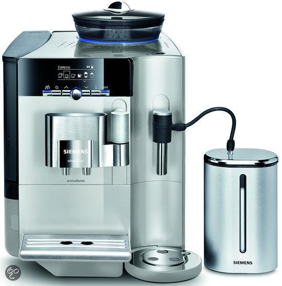 siemens eq 7 plus aromasense te716211rw volautomaat espressomachine elektronica. Black Bedroom Furniture Sets. Home Design Ideas
