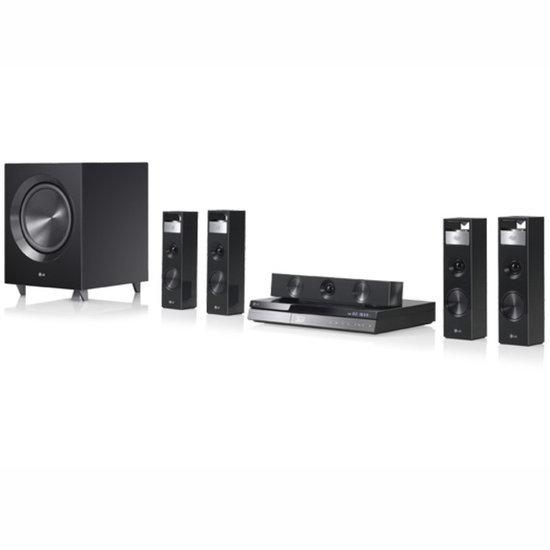 LG HX752 - 9.1 Home Cinema Set - Zwart