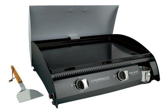 Campingaz Adelaide Plancha TT Gasbarbecue - L - Zilver