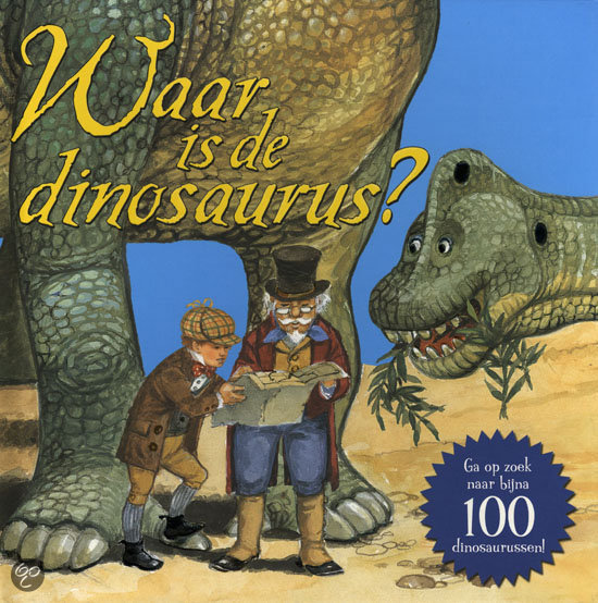Waar is de dinosaurus