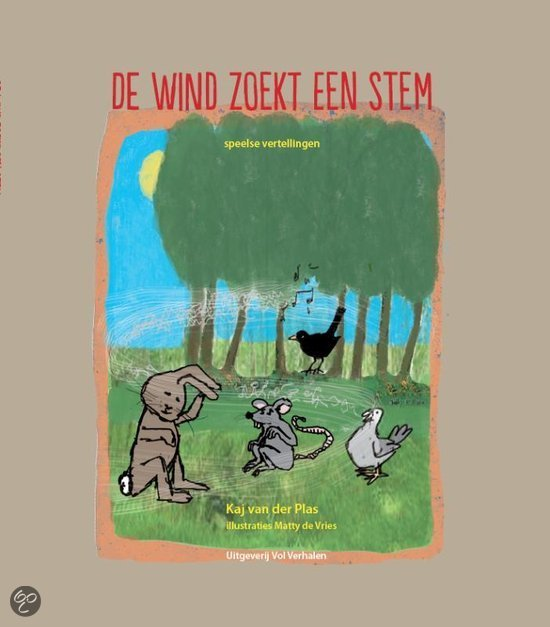 De wind zoekt een stem (ebook)