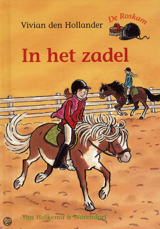 In het zadel