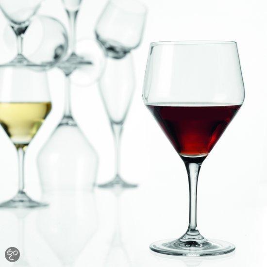 Rode Keukenapparaten : bol.com Leonardo Twenty 4 Rode Wijnglazen – 0.5 l – 6 stuks Koken
