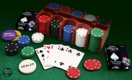 Casino kaartspel kwaliteit