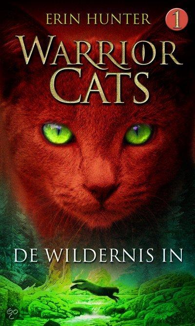 Bol Com Warrior Cats 1 De Wildernis In Erin Hunter