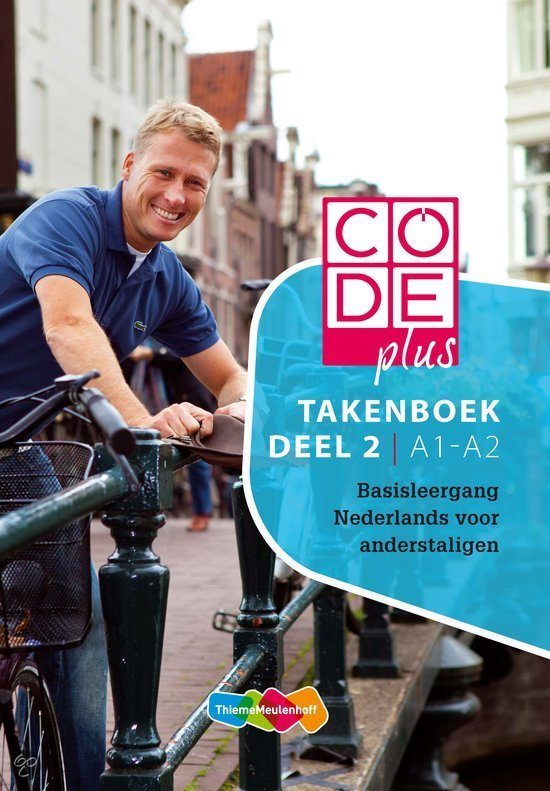 Code Plus Takenboek  / Deel 2 A1-A2