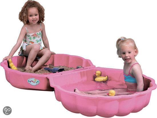 Zand en Water Schelp - Zandbak - Roze