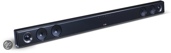 lg nb3530a soundbar met draadloze subwoofer zwart elektronica. Black Bedroom Furniture Sets. Home Design Ideas