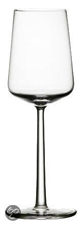 Iittala Essence - Wit Wijnglas - 2 stuks