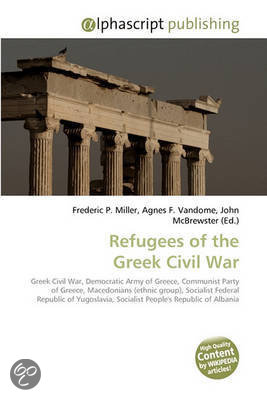 Refugees of the Greek Civil War