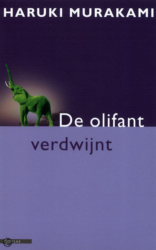 De olifant verdwijnt  ISBN:  9789045005591  –  Haruki Murakami
