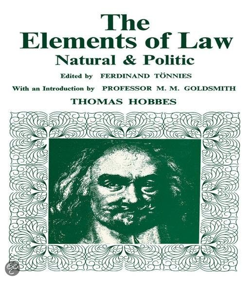 the laws of nature according to thomas hobbes - thomas hobbes 4 what is the fundamental social problem, as hobbes sees it people prior to the establishment of societies are approximately equal not only in.