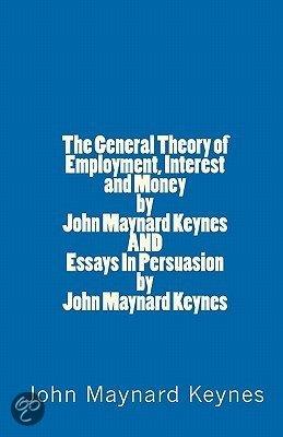 essay in persuasion keynes
