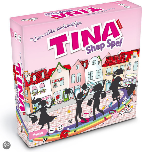 Tina Shop Spel
