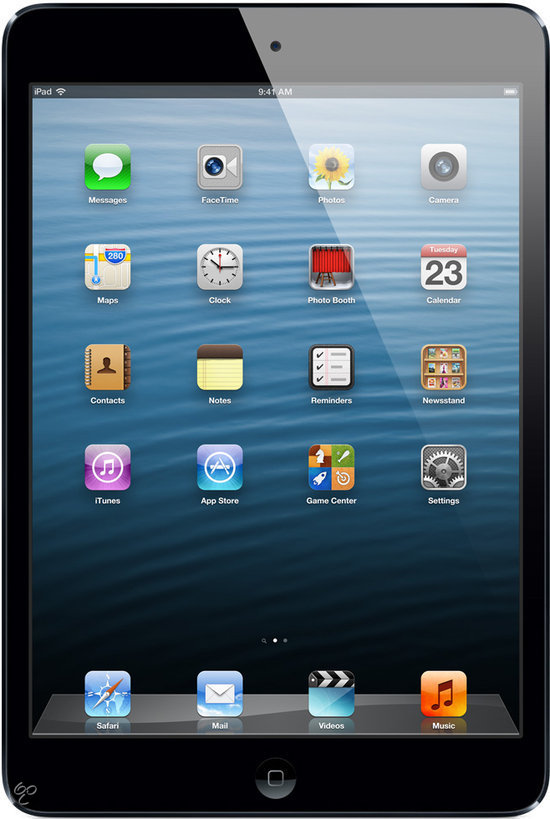 Apple iPad Mini - WiFi / 16GB - Zwart