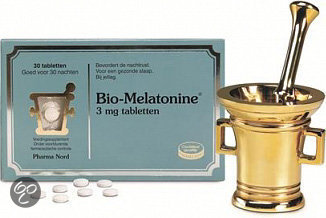 Bio-Melatonine 3 mg Tabletten 30 st